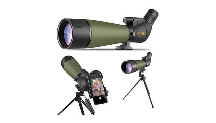 spotting scope for hunting