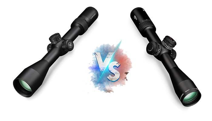 Vortex vs Diamondback scope