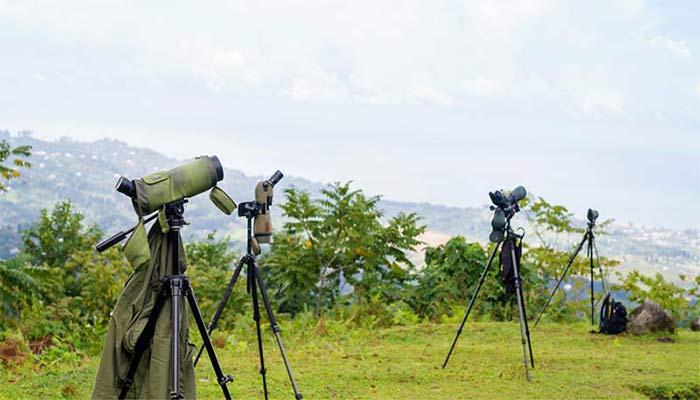 hd spotting scope
