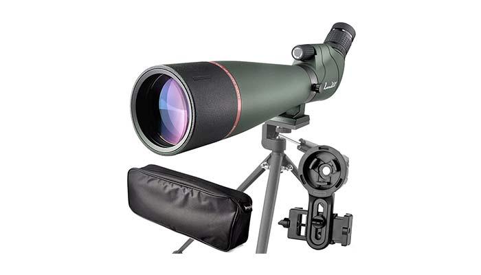 razor spotting scope