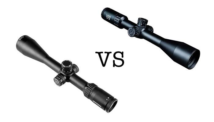 us optics vs nightforce price range