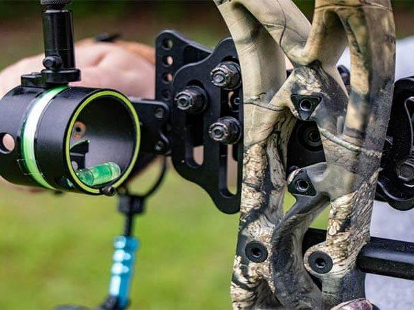 vertical pin bow sight vs horizontal