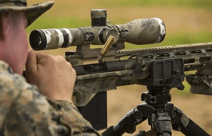 Adjust the Rifle Scope's Eyepiece