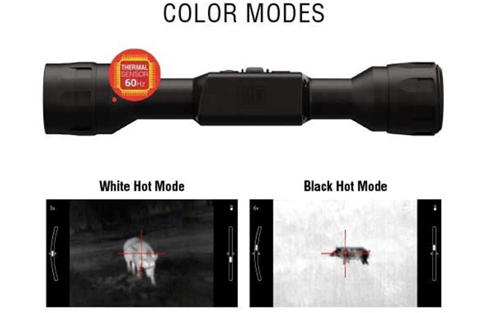 Advantages of Thermal Scopes