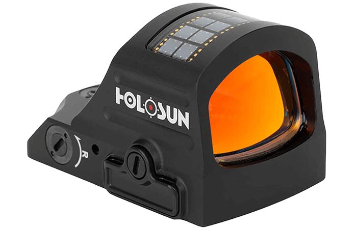 HOLOSUN HS507C-X2 Multi Reticle Red Dot Sight