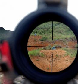 How To Zero a Rifle Scope