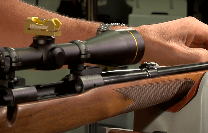 Lay the Scope in the Secured Rings
