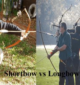 shortbow vs longbow