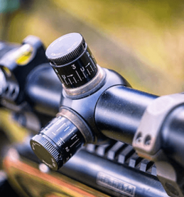 What Do Different Numbers Mean in a Rifle Scope