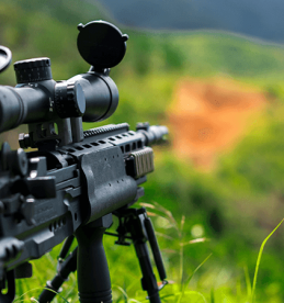 What Is a Rifle Scope