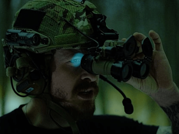 does night vision work in total darkness