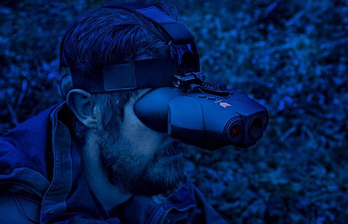 gen 2 night vision