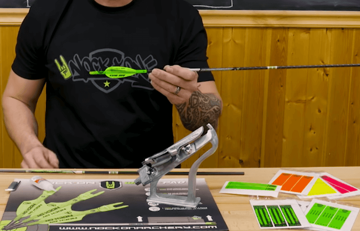 How to Prepare Your Arrows for Fletching