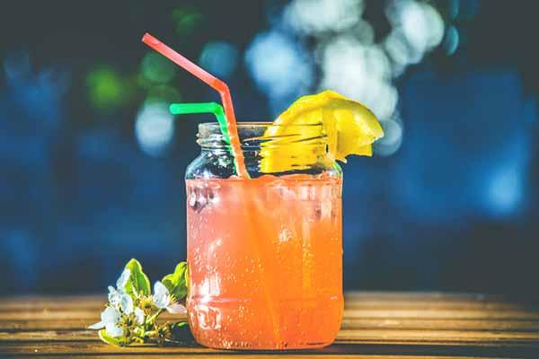 Lemon/Ginger Zinger