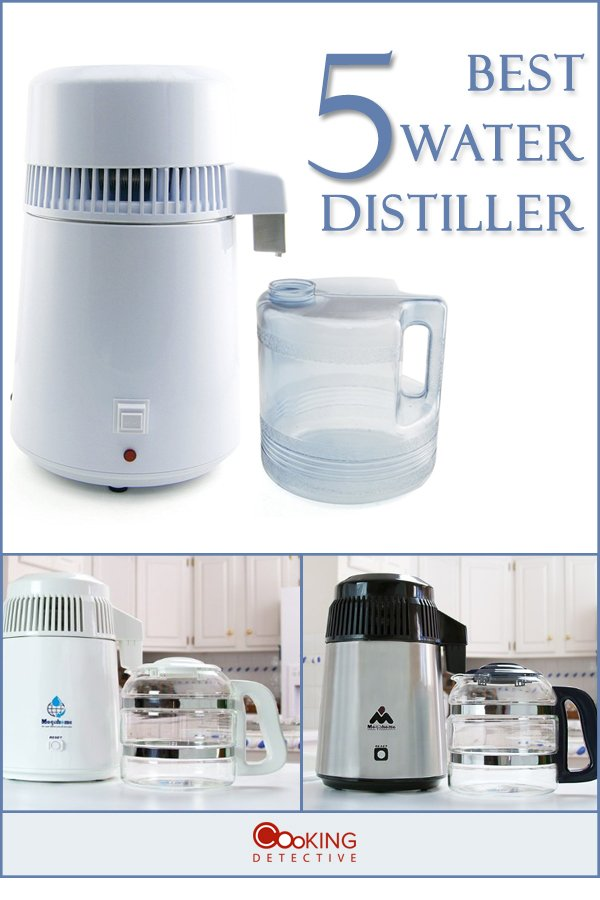 Best Water Distiller For Home Reviews And Top Picks