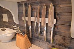 types of kitchen knives and their usage. Black Bedroom Furniture Sets. Home Design Ideas