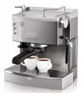 Best Semi-Automatic Home Espresso Machine from DeLonghi