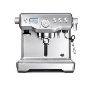 Breville BES920XL - Best Home Espresso Machine for 2 Cups