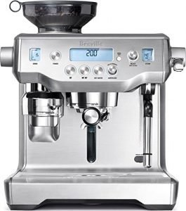 Breville BES980XL - Best Automatic Home Espresso Machine