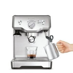 Breville Duo Temp Pro- Best Espresso Machine for Beginners