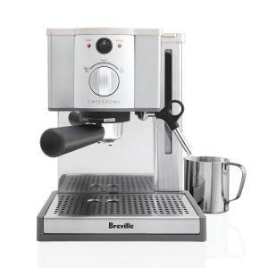 ESP8XL- The best home espresso machine from Breville