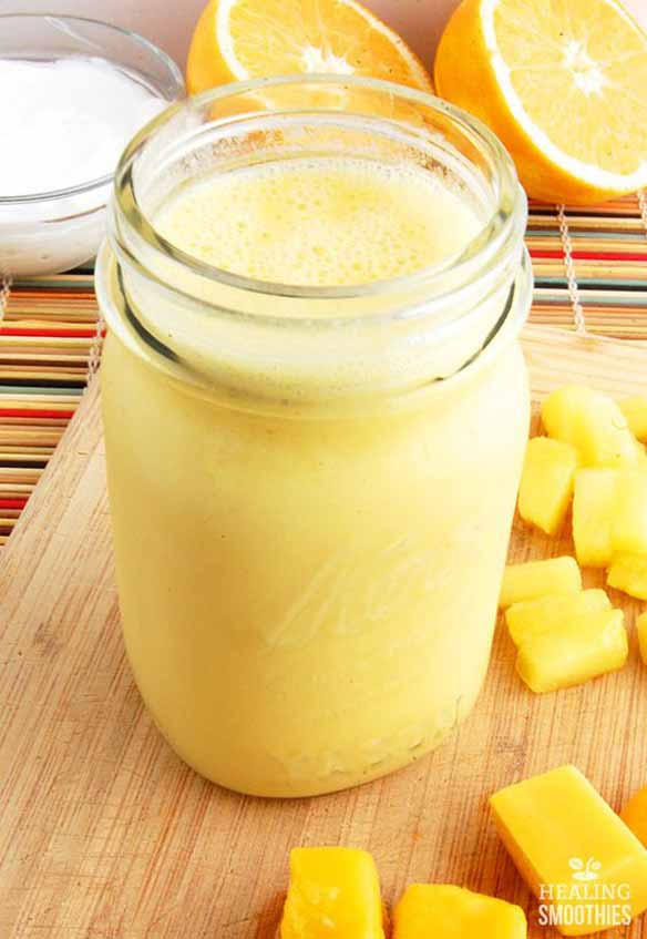 nourishing-pineapple-mango-smoothie