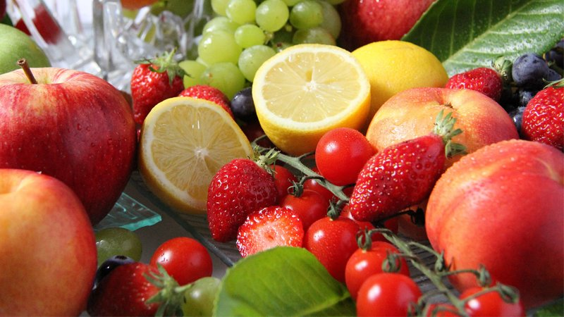 Paleo Meal list of Fruits