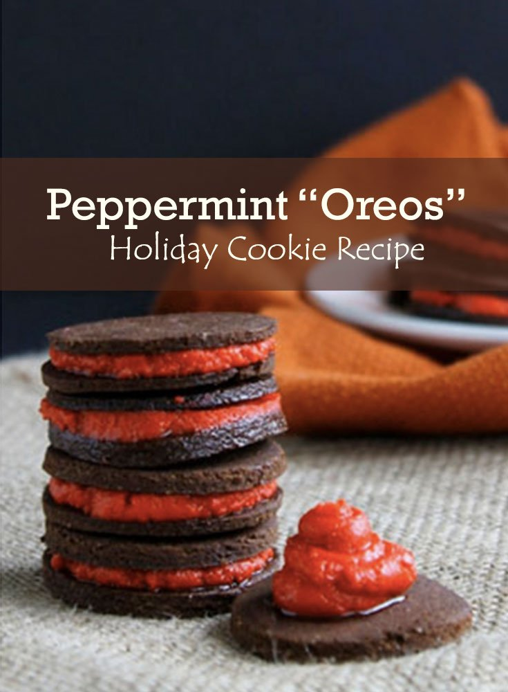 Peppermint Oreos Recipe