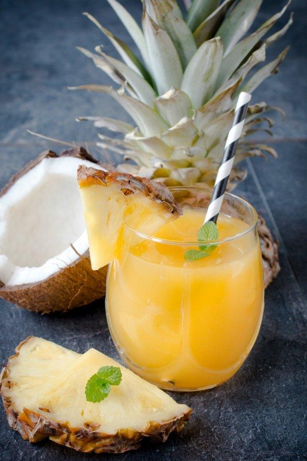 Pineapple Georgia Sunrise