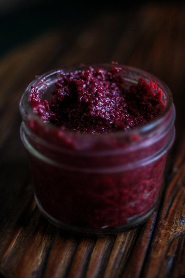 Roasted Beet Balsamic Mustard