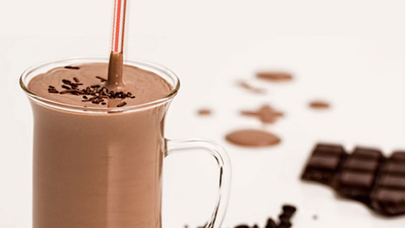 Ultra Chocolate Smoothies