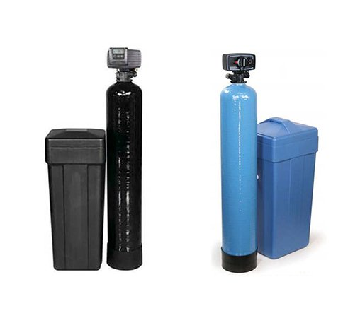 fleck water softener review